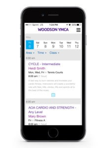 Mobile Apps | Woodson YMCA