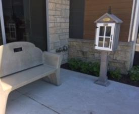 library installation outside YMCA